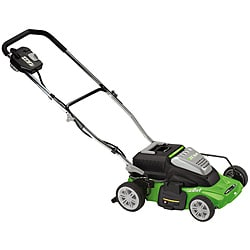Earthwise New Generation 14-inch Cordless Lawn Mower