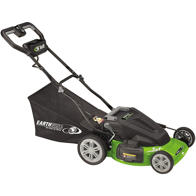 Earthwise New Generation 20 Inch 36 Volt Cordless Lawn
