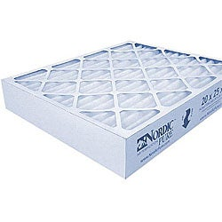 16x25x5 Honeywell Replacement Merv 12 A/C Furnace Air Filters