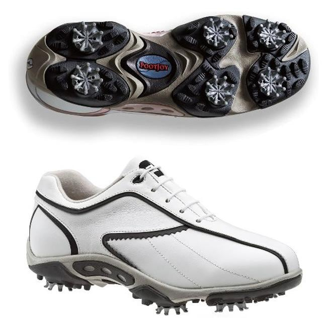 FootJoy Women's Summer Series White/ Black Golf Shoes