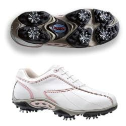 FootJoy Women's Summer Series White/ Pink Golf Shoes