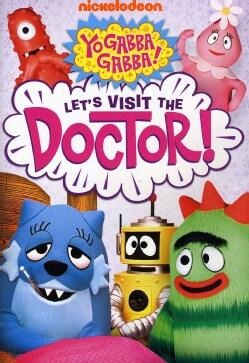 Yo Gabba Gabba: Let's Visit The Doctor (DVD)
