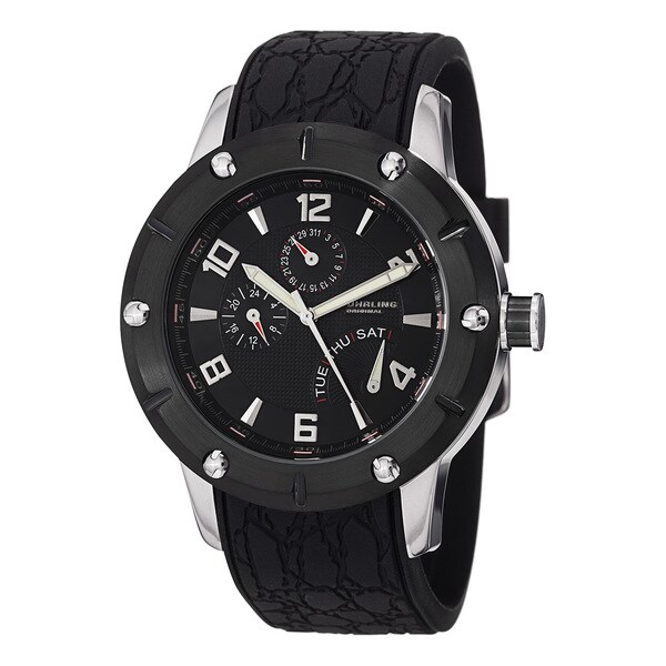 Stuhrling Original Men's Torina Lista Mulitfunction Quartz Watch
