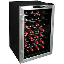 Epicureanist 28-bottle Thermoelectric Wine Cooler