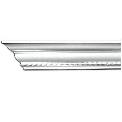Rope 4 1/4-inch Crown Molding (Pack of 8)