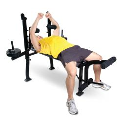 CAP Barbell Beginner's Butterfly Weight Bench