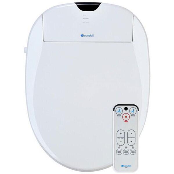 White 900 Bidet Toilet Seat