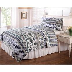Sari 3-piece Quilt Set