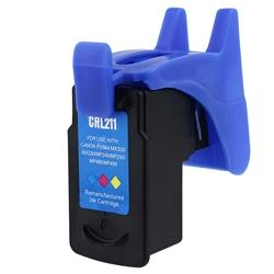 Canon Compatible CL-211 Color Ink Cartridge (Remanufactured)