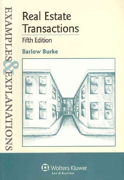 Real Estate Transactions (Paperback)