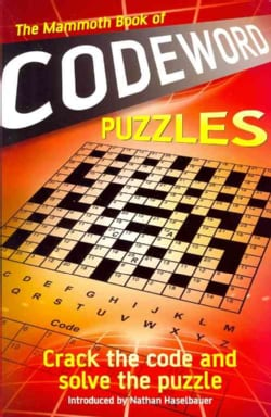 The Mammoth Book of Codeword Puzzles (Paperback)
