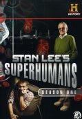 Stan Lee's Superhumans Season 1 (DVD)