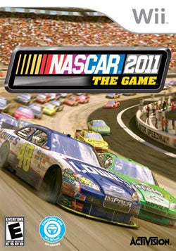 Wii - NASCAR The Game 2011 - By Activision