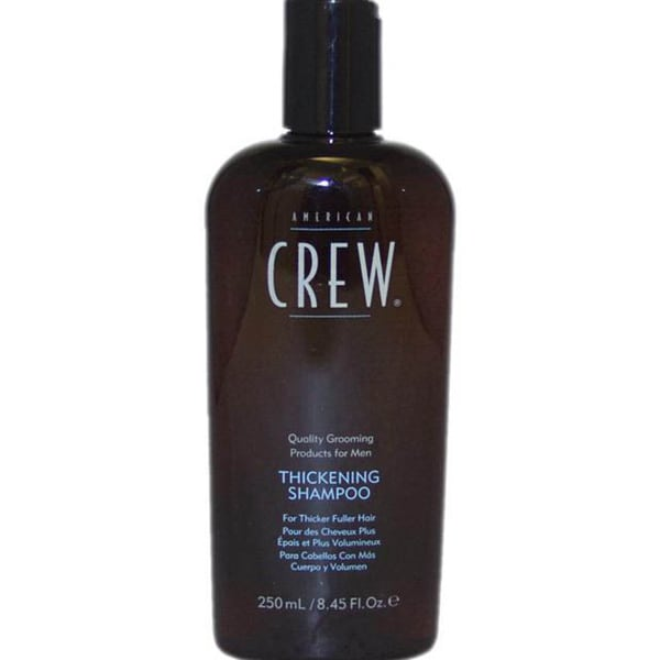 American Crew Men's 8.45-ounce Thickening Shampoo