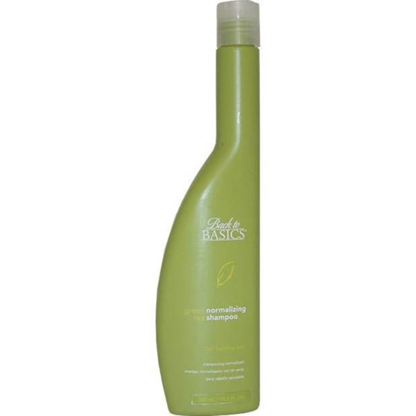 Back to Basics 11.5-ounce Green Tea Shampoo