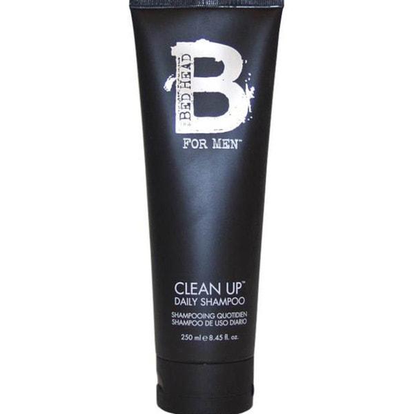 TIGI Bed Head B For Men Clean Up 8.45-ounce Daily Shampoo