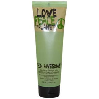 TIGI Love Peace and the Planet Eco Awesome 8.45-ounce Moisturizing Shampoo