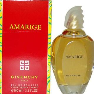 Givenchy Amarige Women's 3.3-ounce Floral Eau de Toilette Spray