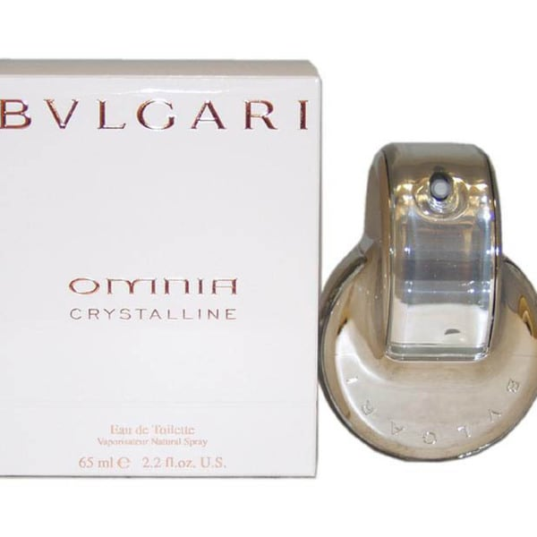 Bvlgari Omnia Crystalline Women's 2.2-ounce Eau de Toilette Spray