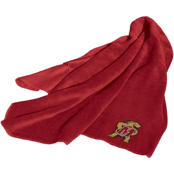 Maryland Fleece Throw