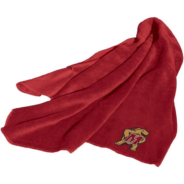 Maryland Fleece Throw
