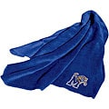 Memphis State 'Tigers' Fleece Throw