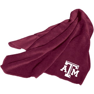 Texas A&M Fleece Throw