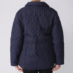 Kenpo Women's Quilted Zip-Front Jacket
