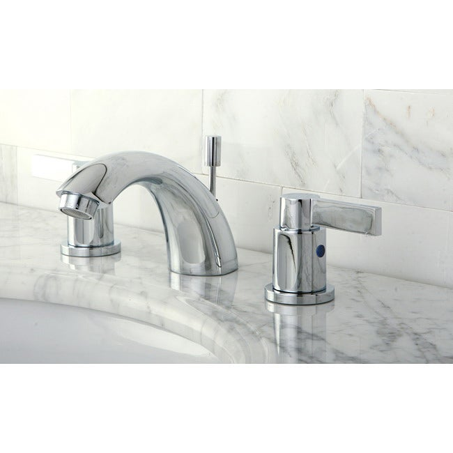 Widespread Bathroom Faucet Chrome : NuvoFusion Chrome Mini-widespread Bathroom Faucet - 13298079 ...