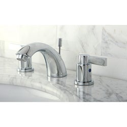 NuvoFusion Chrome Mini-widespread Bathroom Faucet