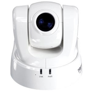 TRENDnet ProView TV-IP612P Network Camera - Color, Monochrome