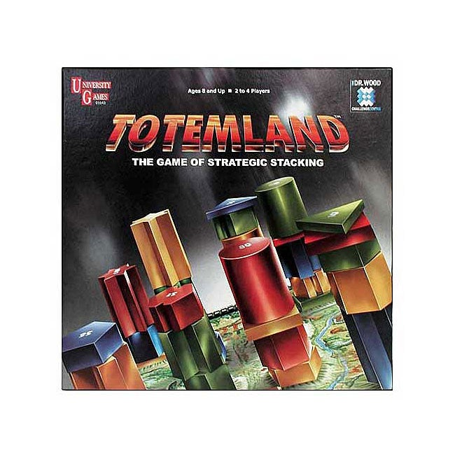 Totemland: The Game of Strategic Stacking
