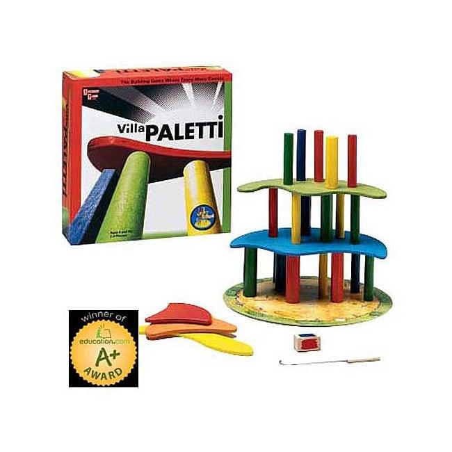 Villa Paletti Game
