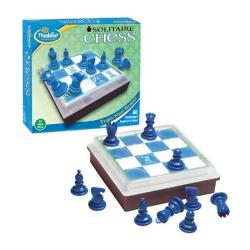 Solitaire Chess Board Game