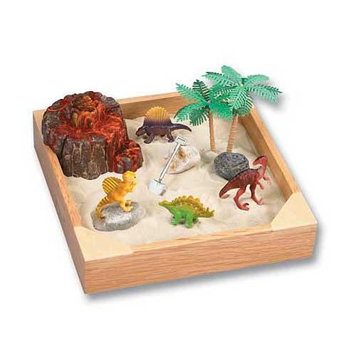 'Dino Land' My Little Sandbox