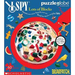 I Spy Puzzleglobe Lots of Blocks Puzzle