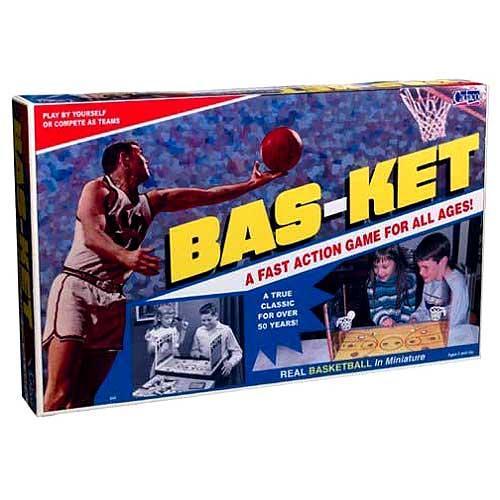 Bas-ket Board Game