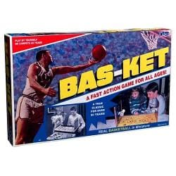 Bas-ket Board Game
