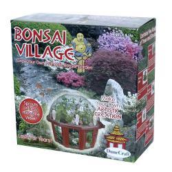Bonsai Village Dome Terrarium