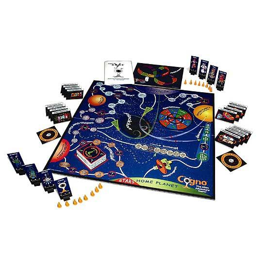 Cogno The Alien Adventure Game