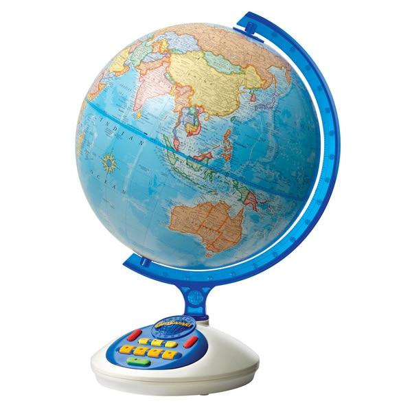 Educational Insights GeoSafari Talking Globe 7499369