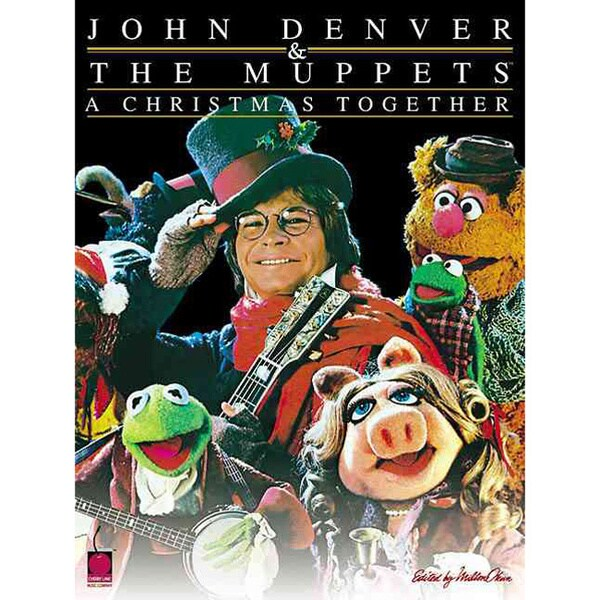 John Denver & the Muppets: A Christmas Together (Paperback) 615814