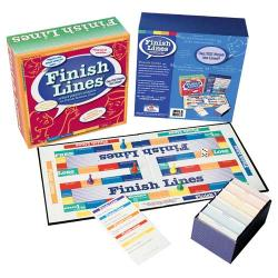 Finish Lines 10th Anniversary Edition Game