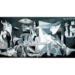 Guernica, Pablo Picasso Bold Anti-war 3000-piece Jigsaw Puzzle