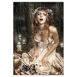 Set Me Free Vampire Girl 1500-pc V Frances Puzzle