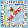 Pug-opoly Game - Blue