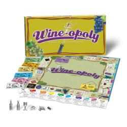 Wine-opoly Game