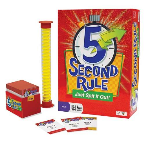 5-second Rule