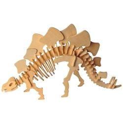 Stegosaurus Wooden Puzzle