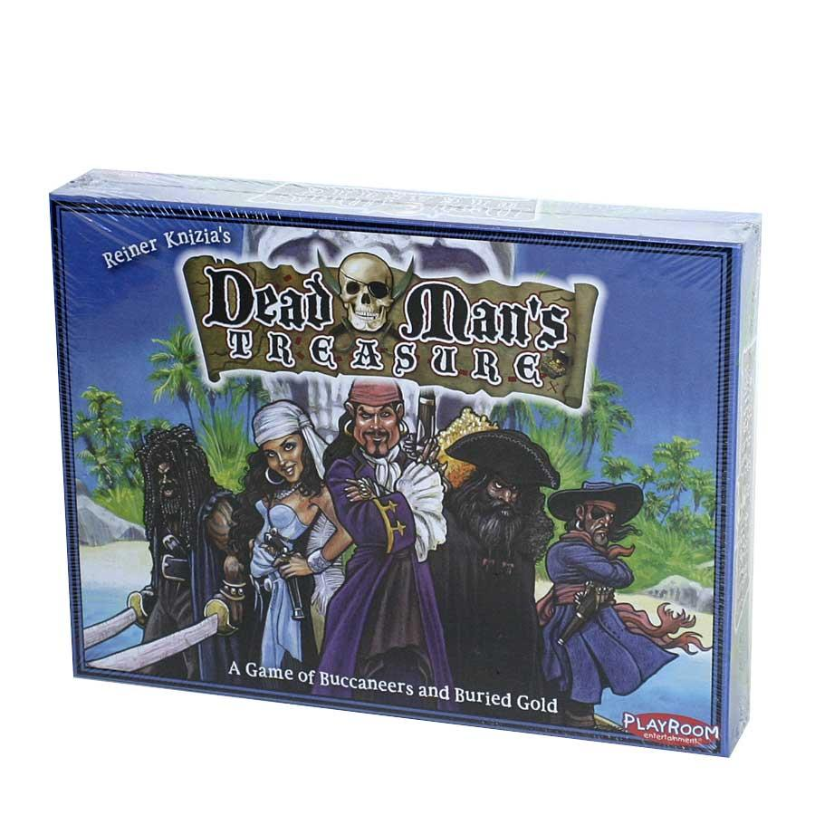 Dead Man's Treasure Card Game